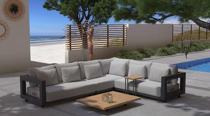 Metropolitan Lounge Set