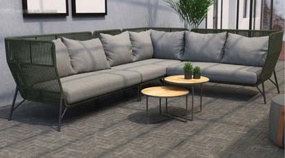 Altoro Lounge Set