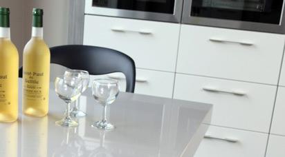 Quarz-Komposit Tischplatten