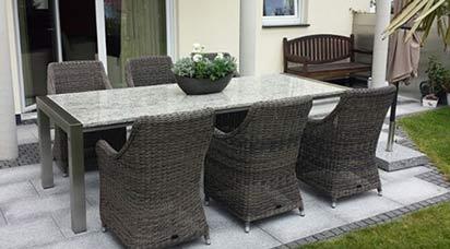 Granit Tischplatten