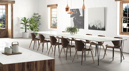 Marmor Tischplatten