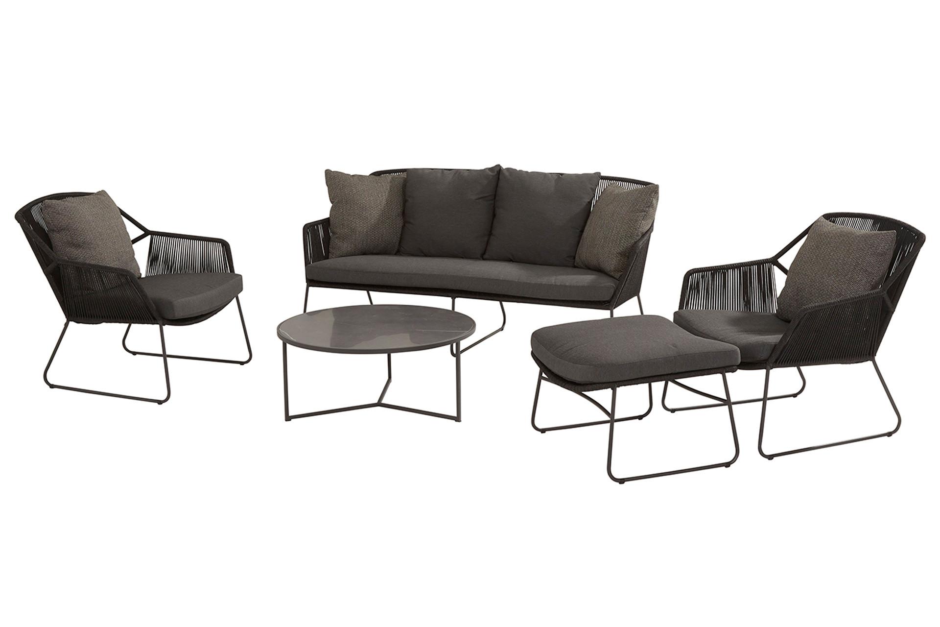 Accor Lounge Set 5-Teilig