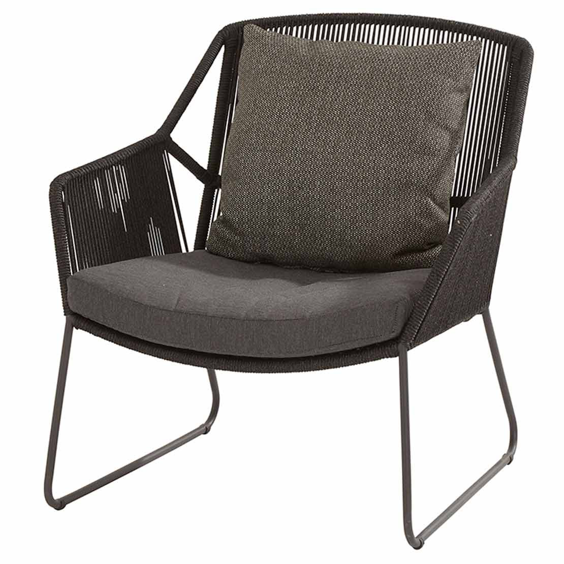 Accor living chair with 2 cushions