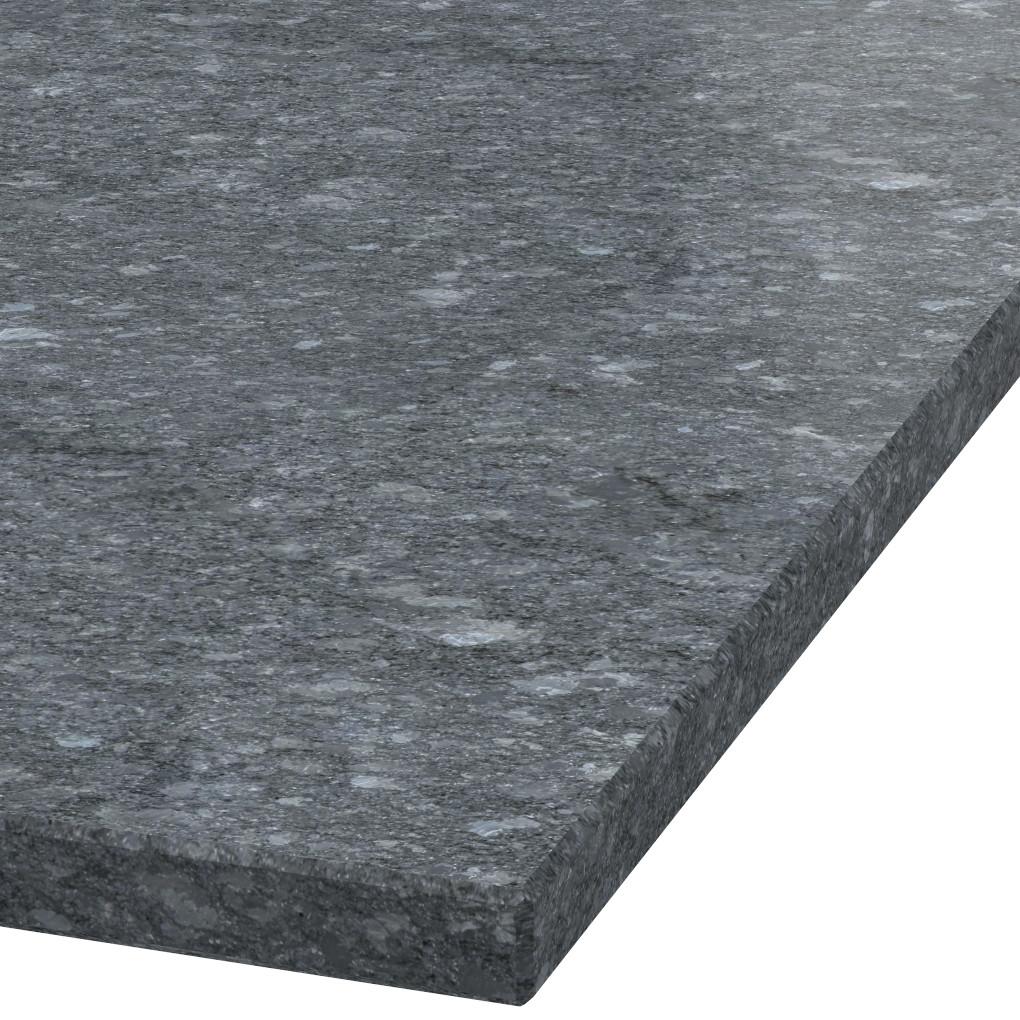Platte 30mm stark Steel Grey Granit (matt)