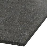 Platte 20mm stark Black Pearl Granit (leathered)