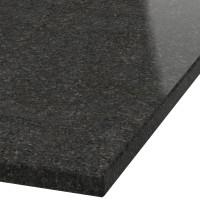 Platte 30mm stark Black Pearl Granit (poliert)