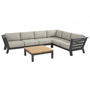 Meteoro Lounge Set 6-Teilig