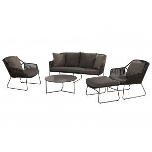 Accor Lounge Set 5-Teilig