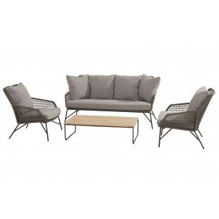 Babilonia Lounge Set 4-Teilig