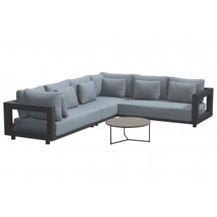 Metropolitan Lounge Set 5-Teilig
