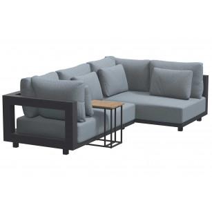 Metropolitan Lounge Set 3-Teilig