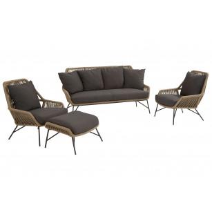 Ramblas Lounge Set 4-Teilig