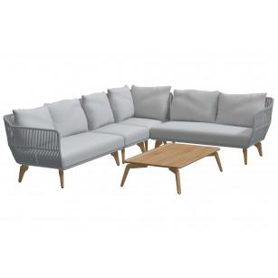 Raphael Lounge Set 5-Teilig