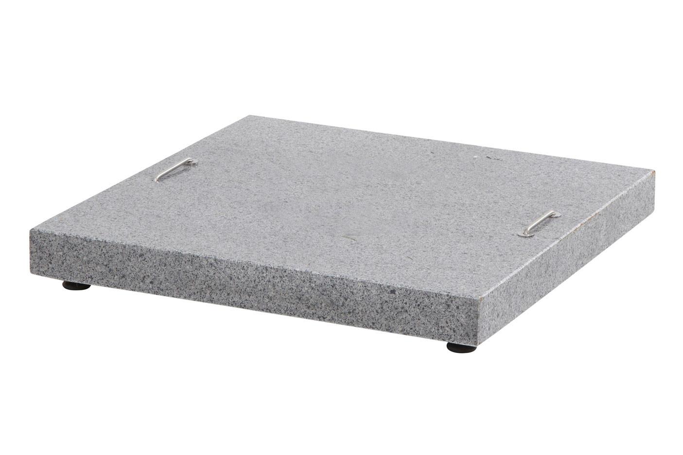 Granite base Anthracite 125 kgs.
