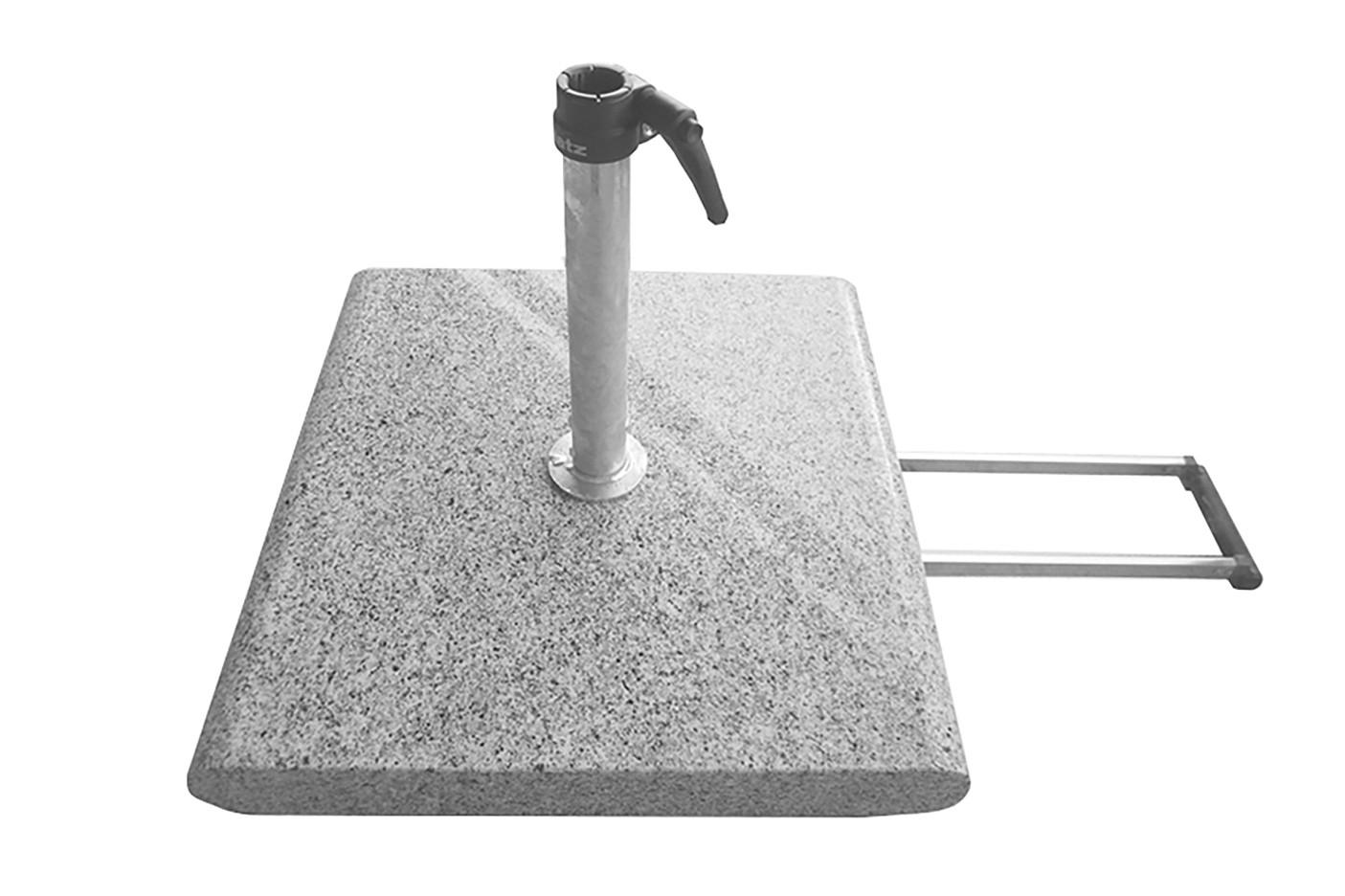 Glatz Sonnenschirmfuß Granit