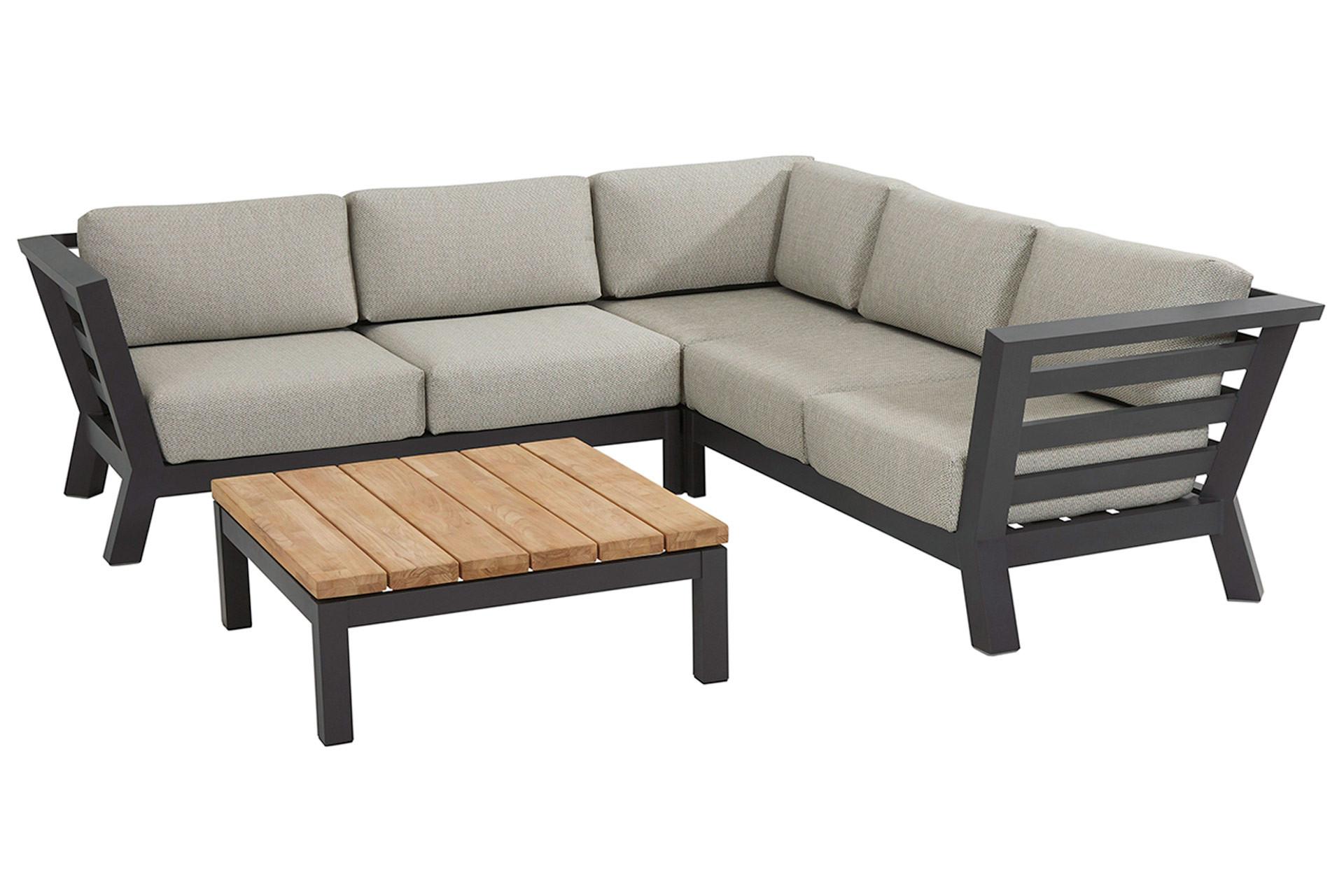 Meteoro Lounge Set 5-Teilig