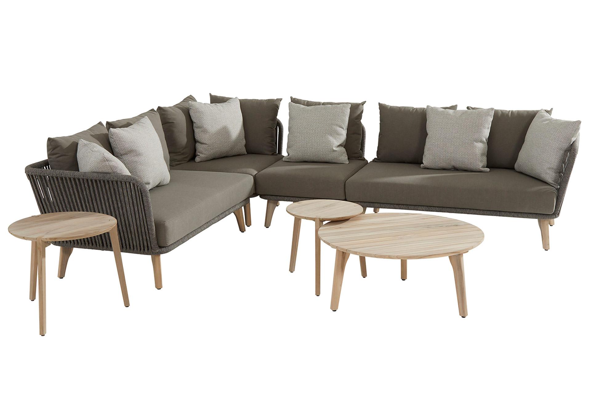 Santander Lounge Set 7-Teilig