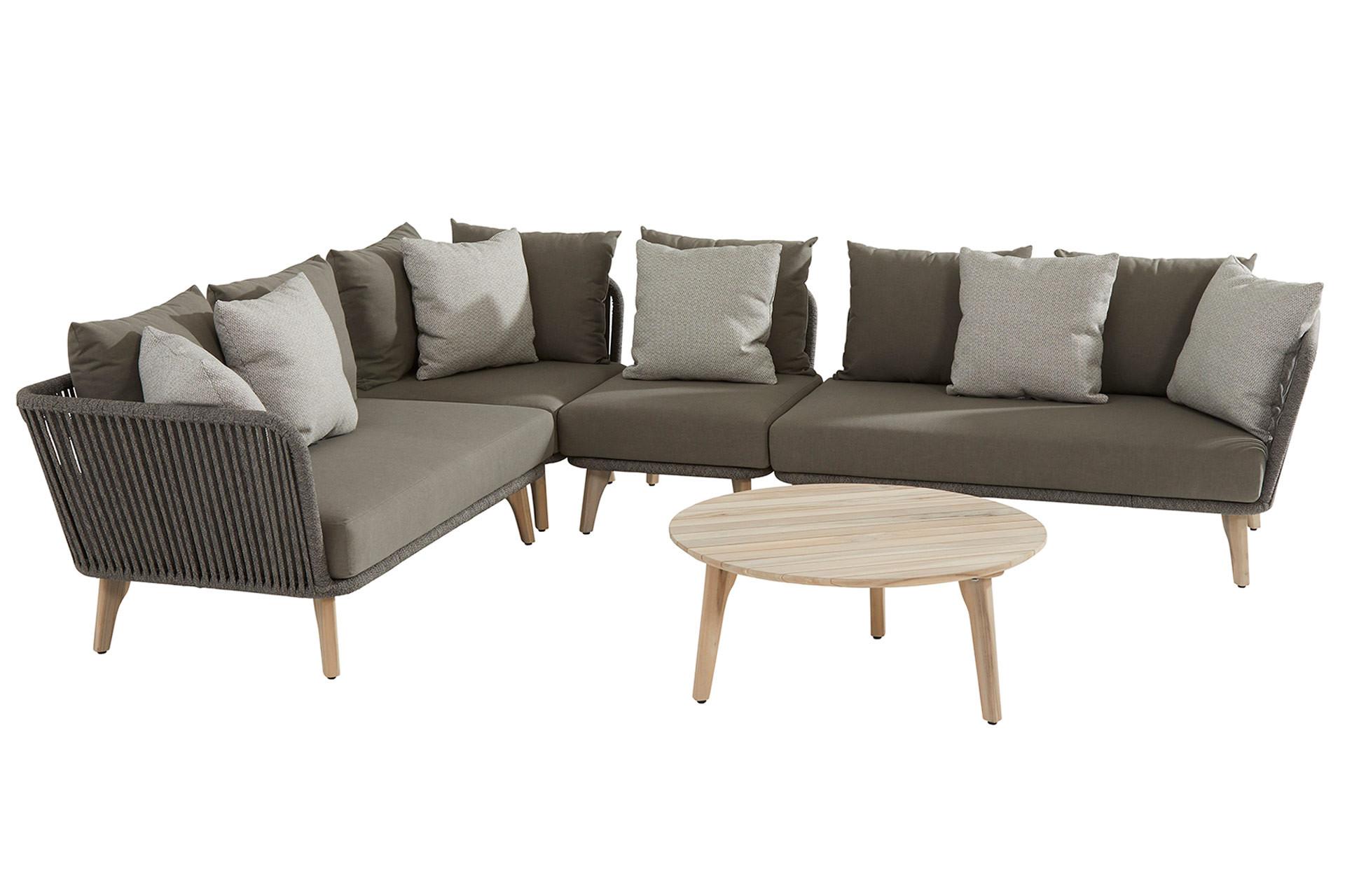 Santander Lounge Set 5-Teilig