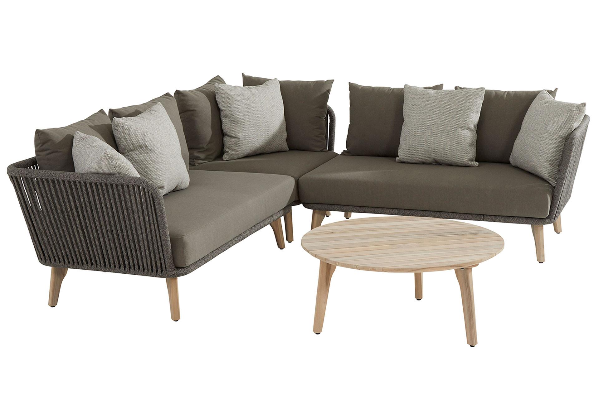 Santander Lounge Set 4-Teilig