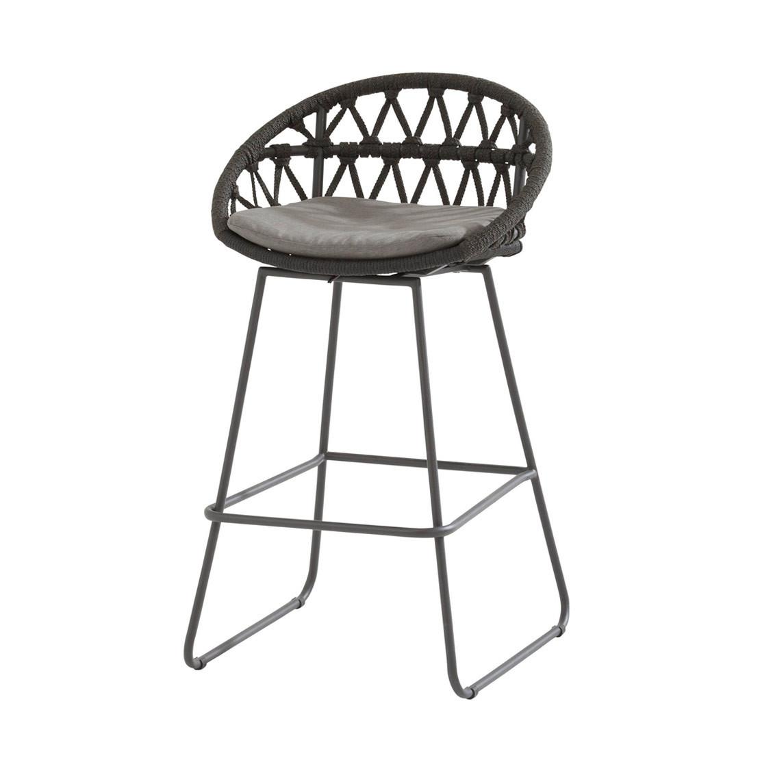 Motivi Bar chair with cushion