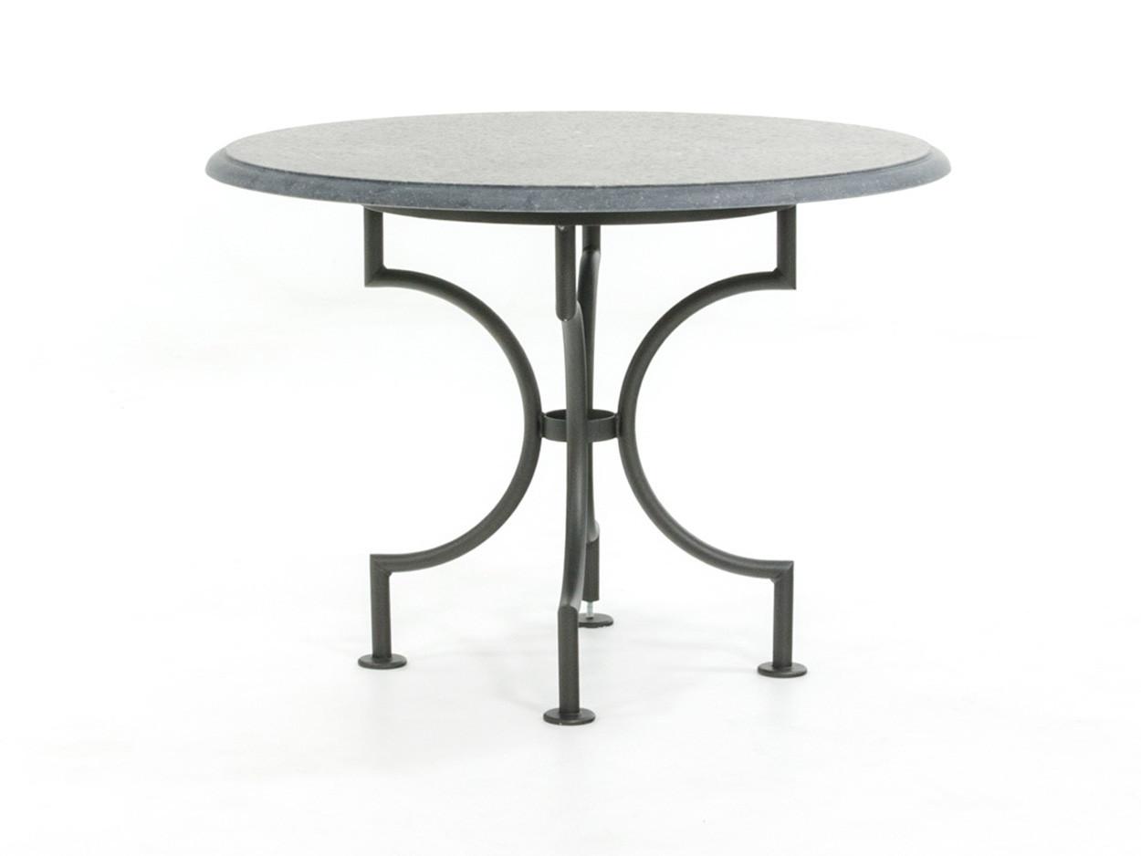 Gartentisch aus Belgischer Blaustein