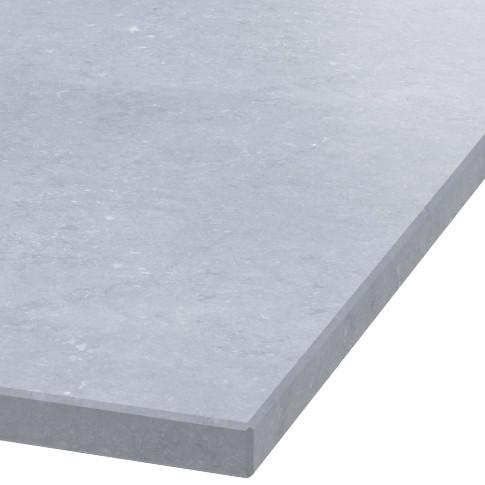 Platte 30mm stark Belgischer Kalkstein (geschliffen)