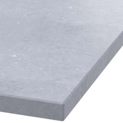 Platte 40mm stark belgischer Kalkstein (matt)