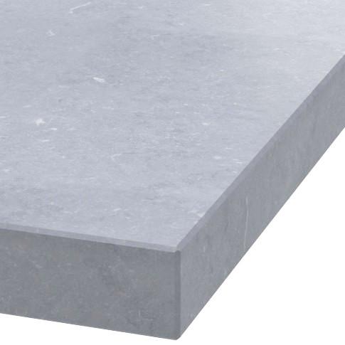 Platte 60mm stark belgischer Kalkstein (matt)