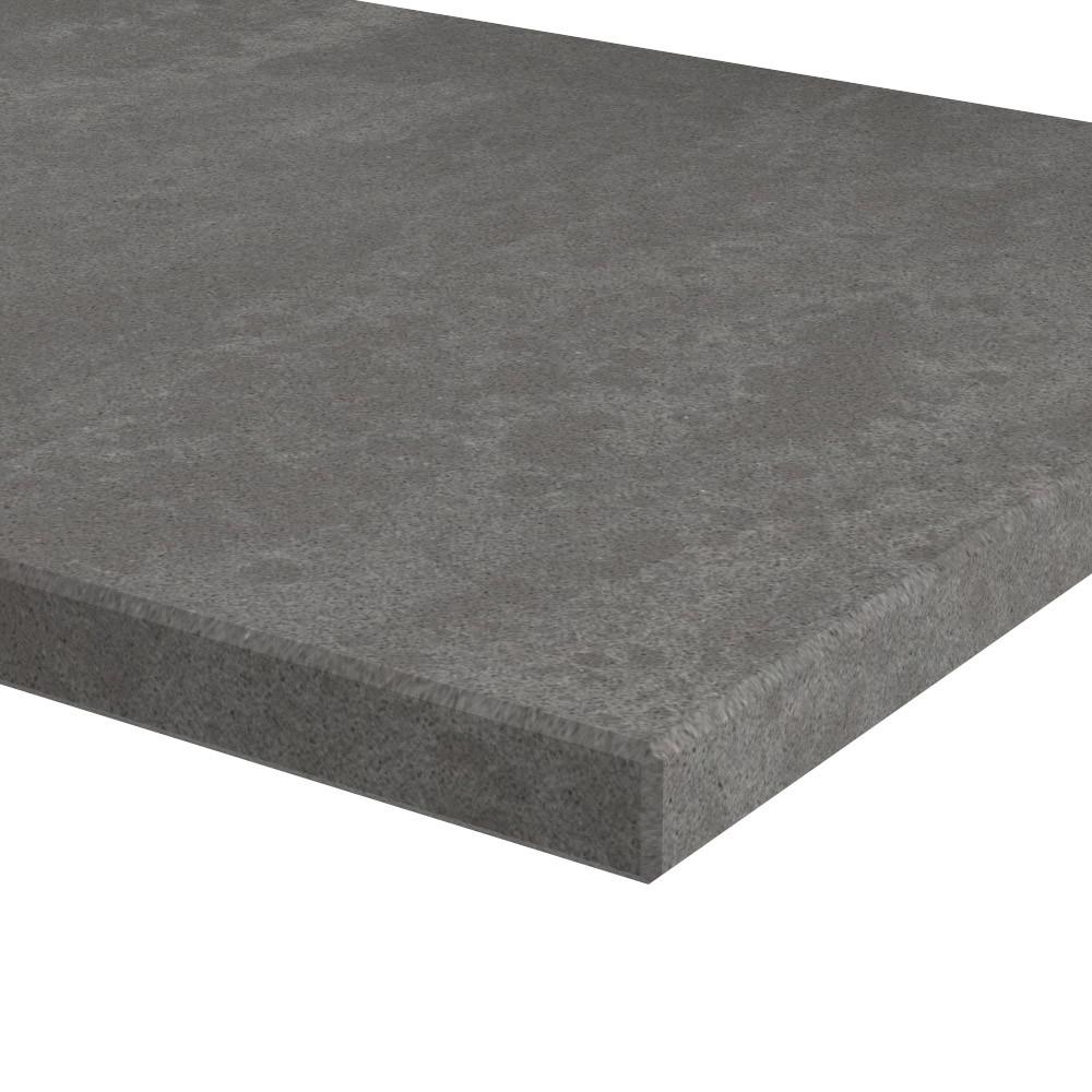 Blad 20mm dik Crea Beton Dark kwartscomposiet (velvet)