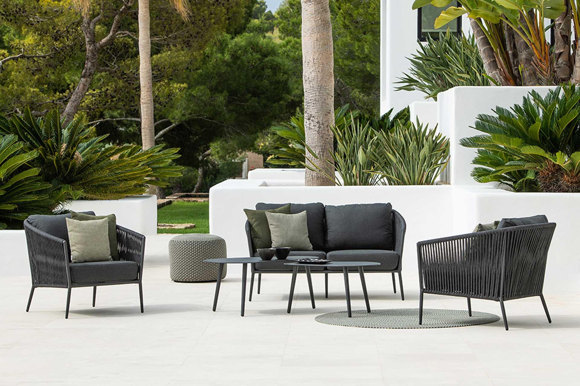 Fortuna Lounge Set 4-Teilig