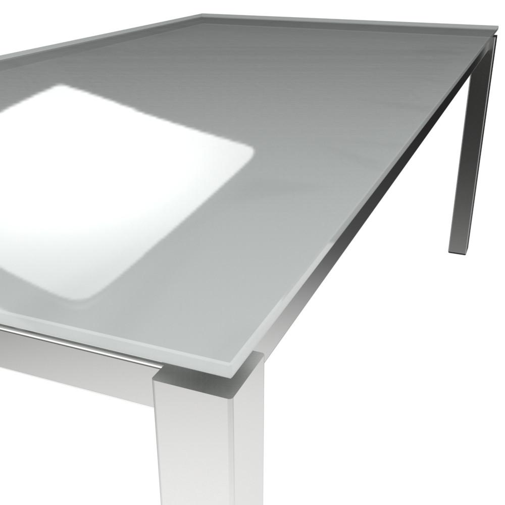 Platte ESG floatglas Goosewing Grey