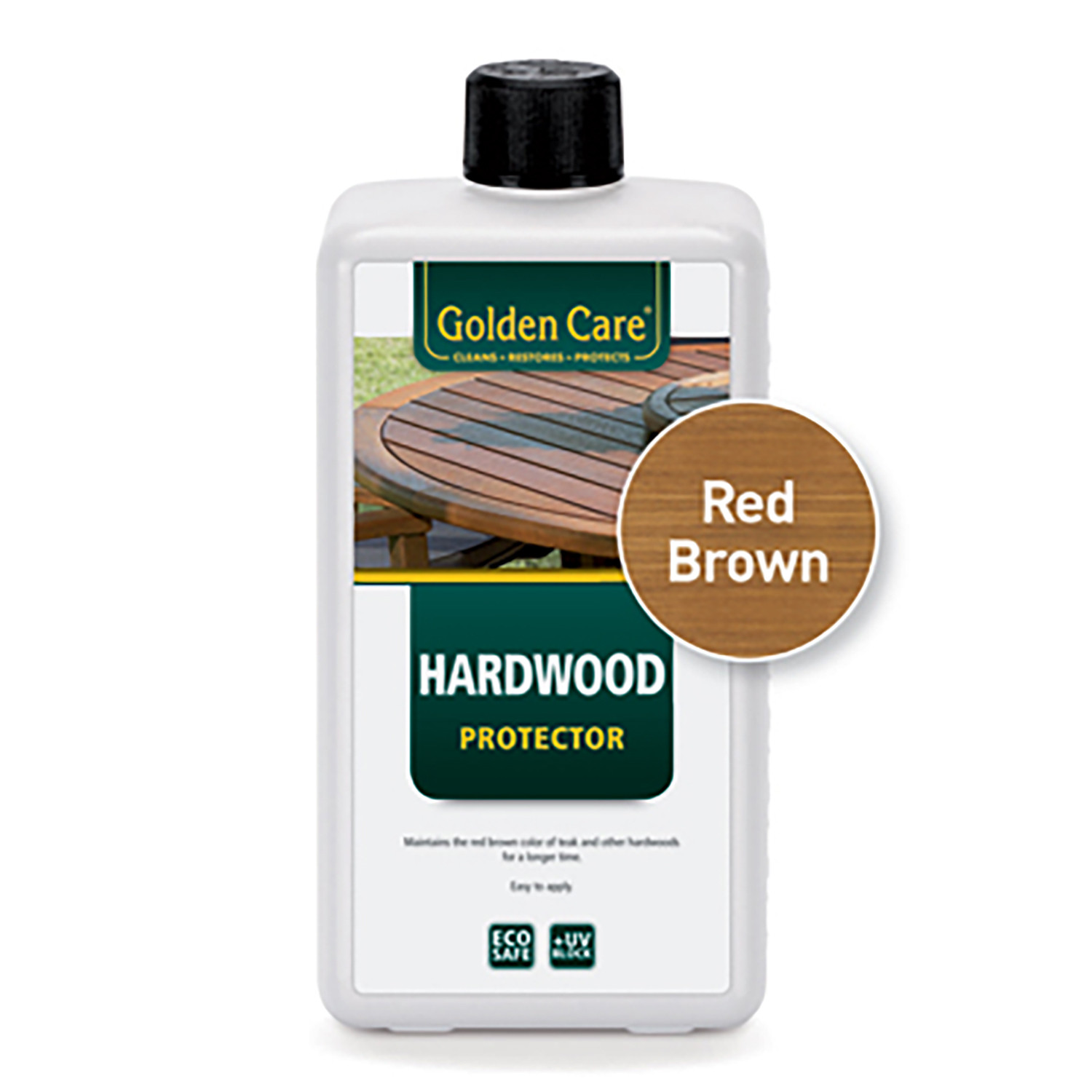 Hardwood Protector red brown
