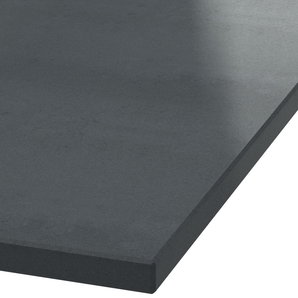 Platte 30mm stark Absolute Black Granit (matt)