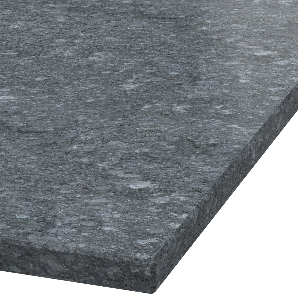 Platte 30mm stark Steel Grey Granit (matt)