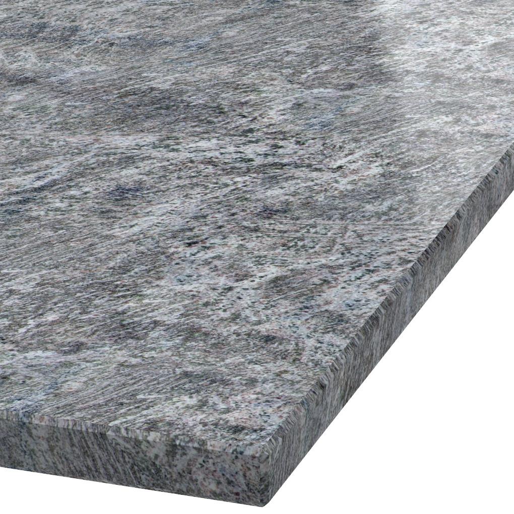Platte 30mm stark Magnetic Blue Granit (poliert)
