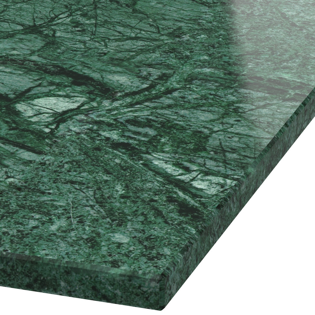 Platte 30mm stark Verde Guatemala Marmor (poliert)