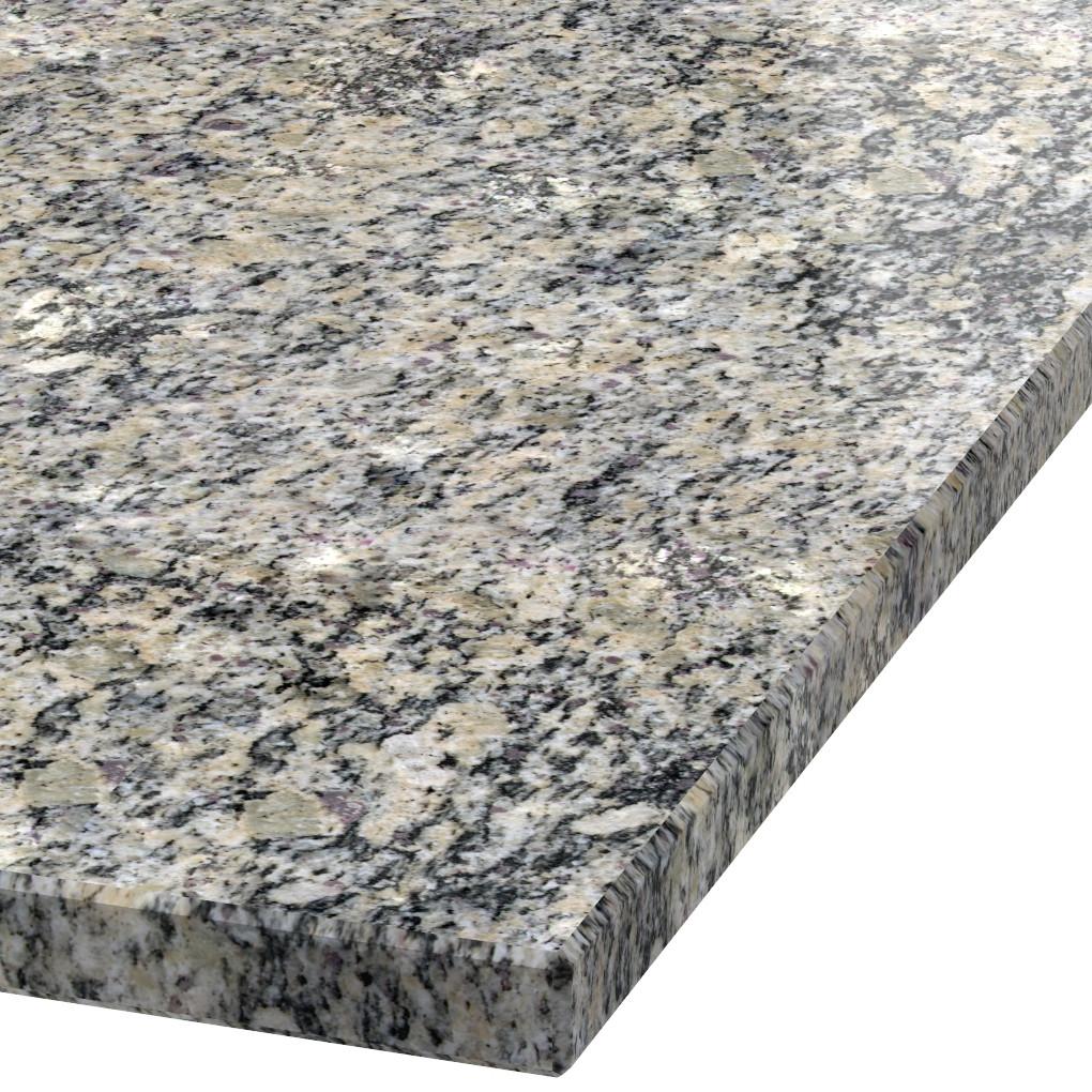 Platte 30mm stark Giallo Santa Sicilia Granit (poliert)