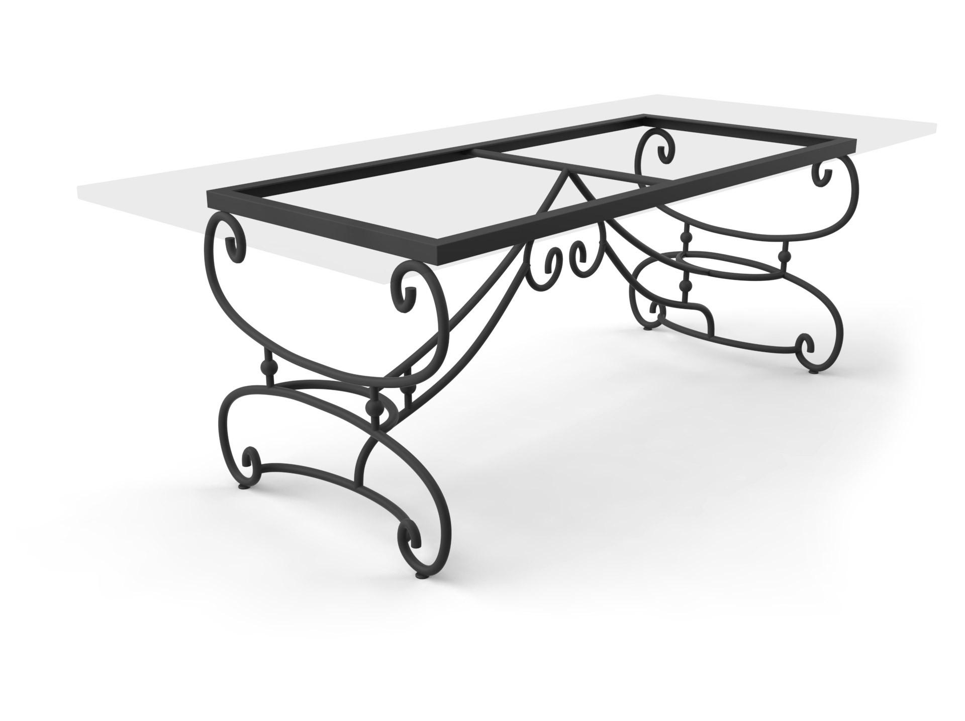 Tischgestell Classic
