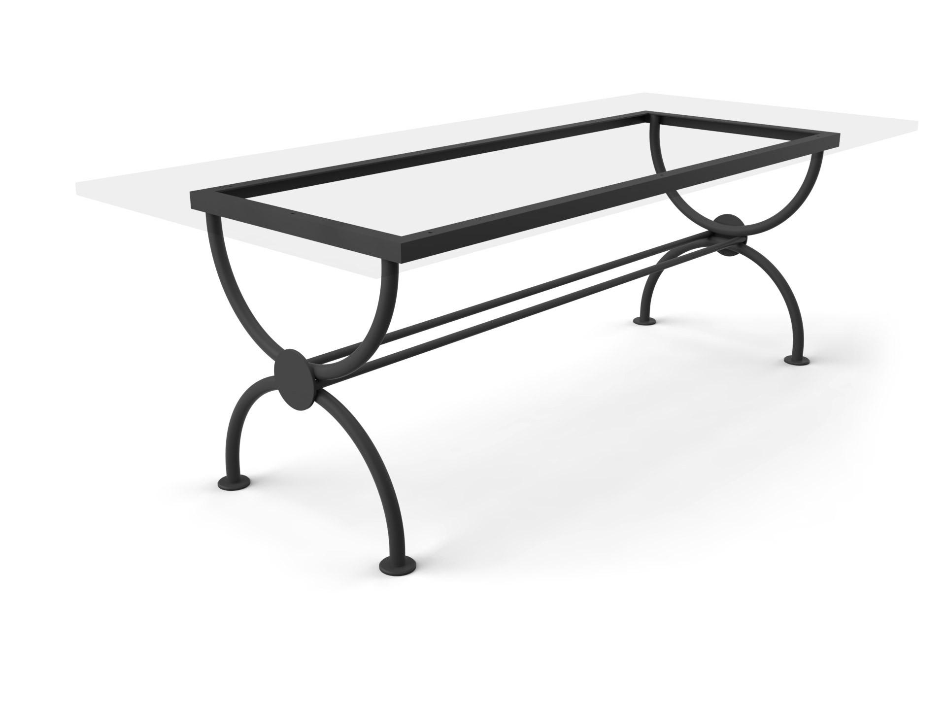 Tischgestell Rondo