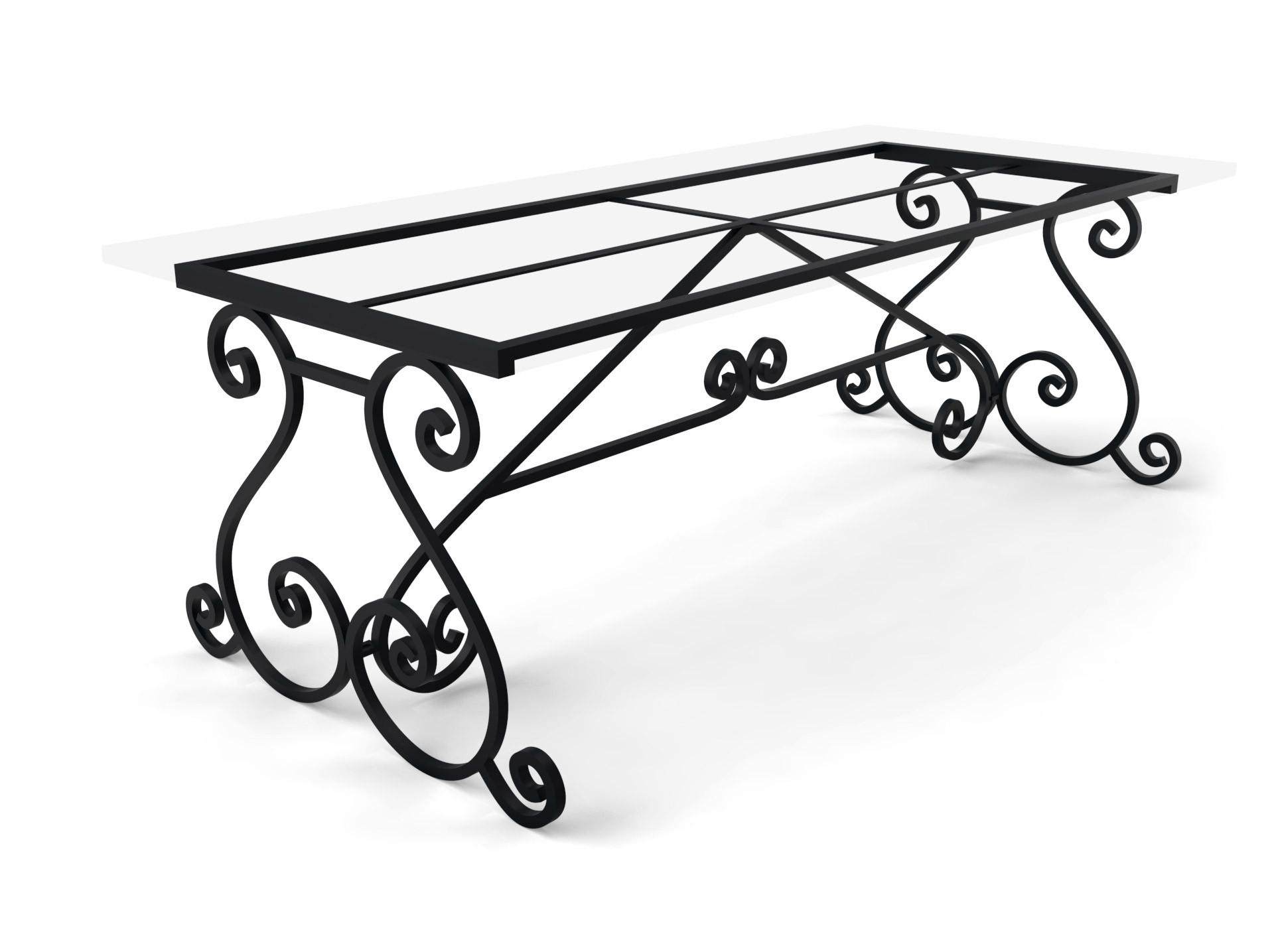 Tischgestell Paris