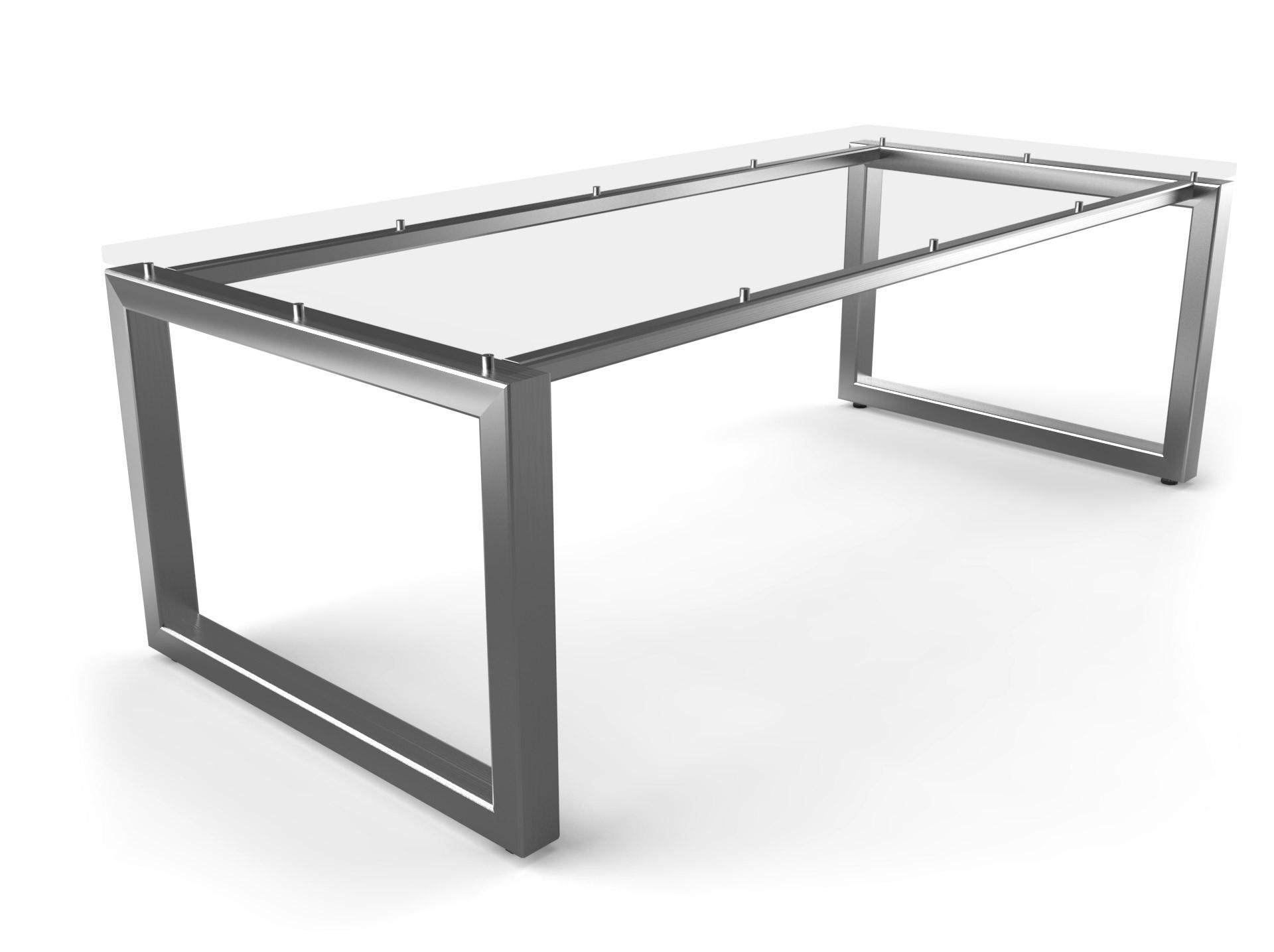 Tischgestell Palermo Edelstahl