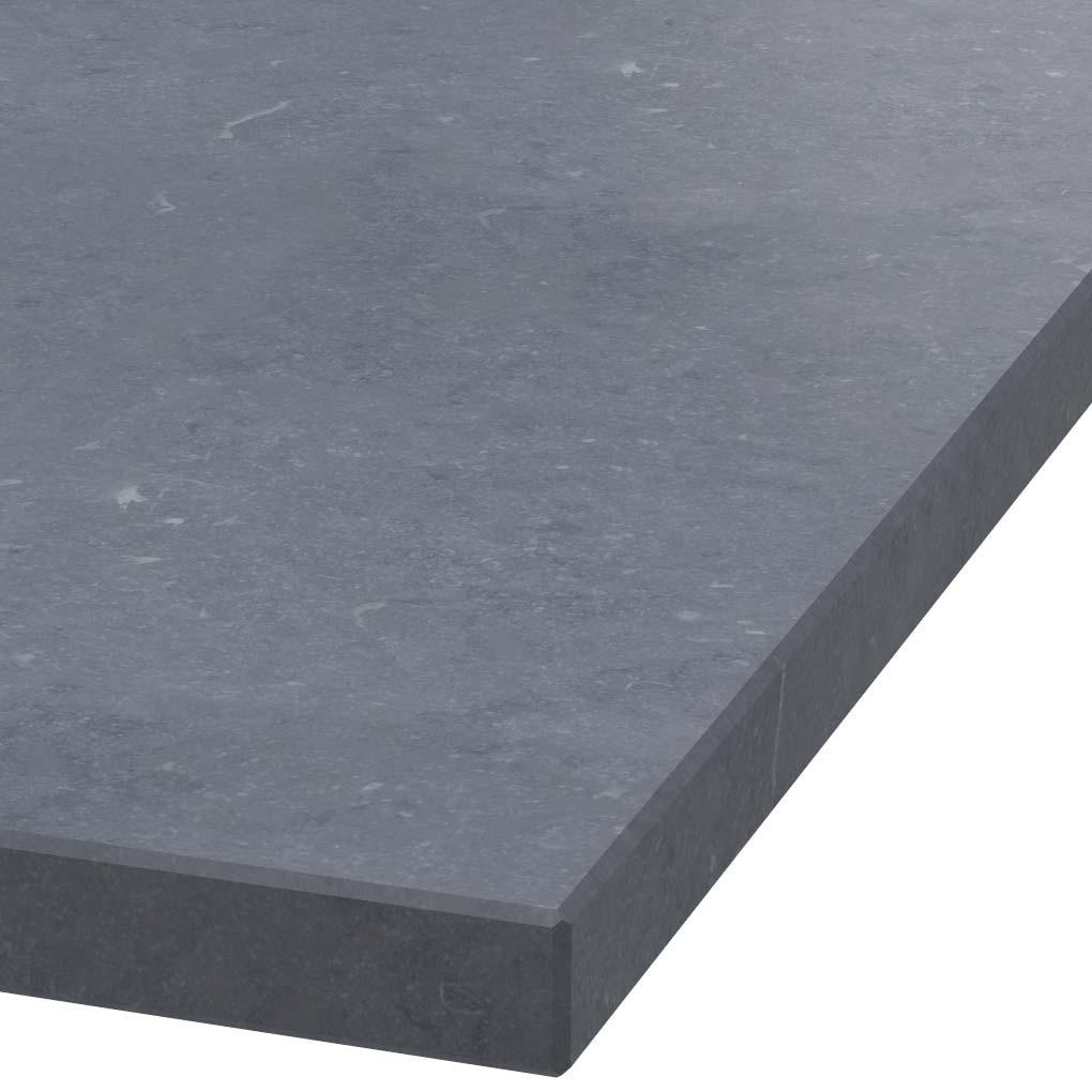 Platte 40mm stark belgischer Kalkstein (matt geschliffen)
