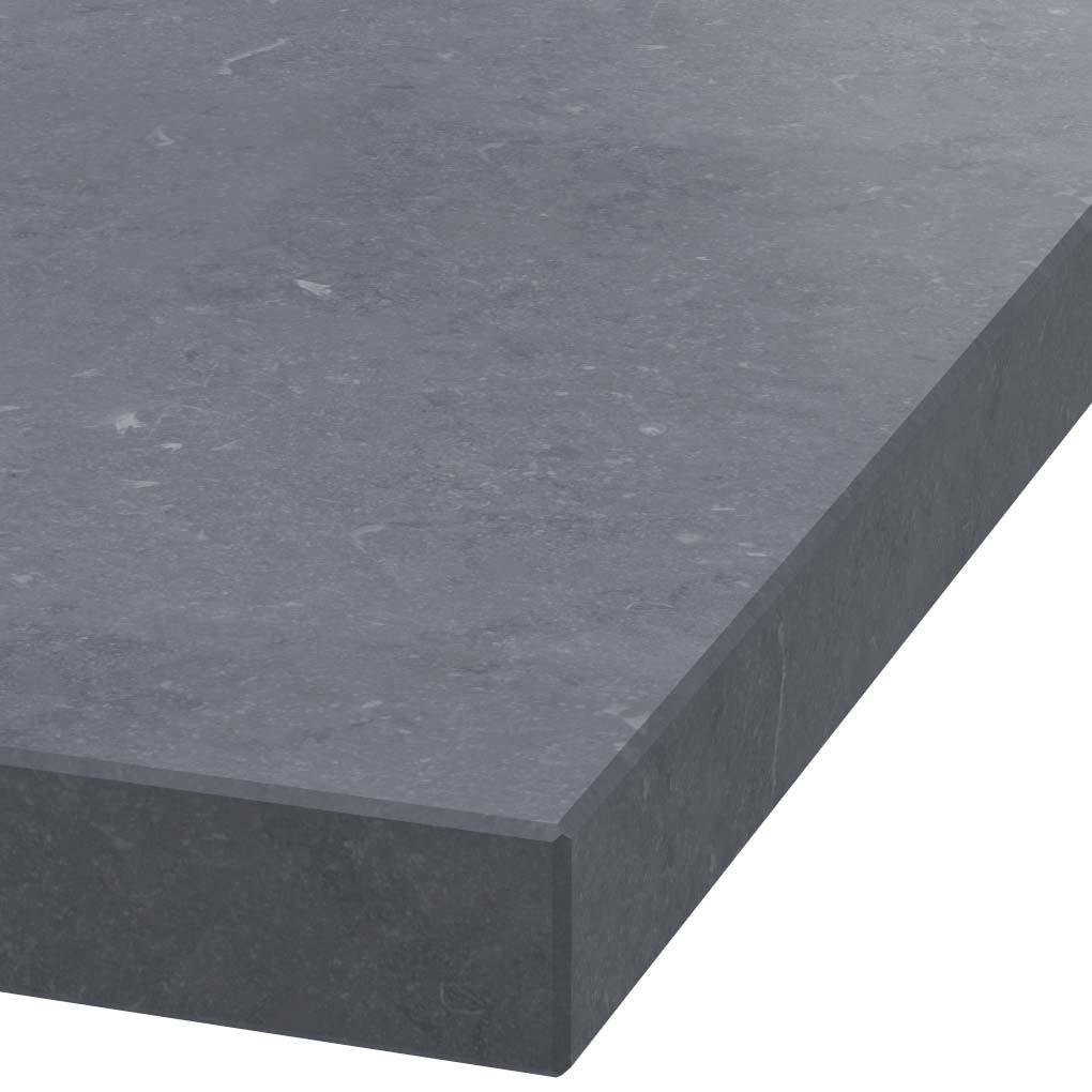 Platte 50mm stark belgischer Kalkstein (matt geschliffen)