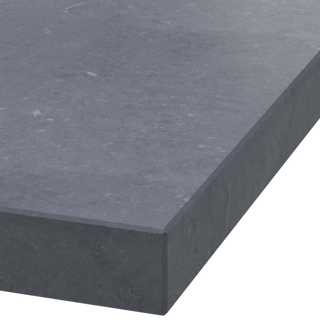 Platte 60mm stark belgischer Kalkstein (matt geschliffen)