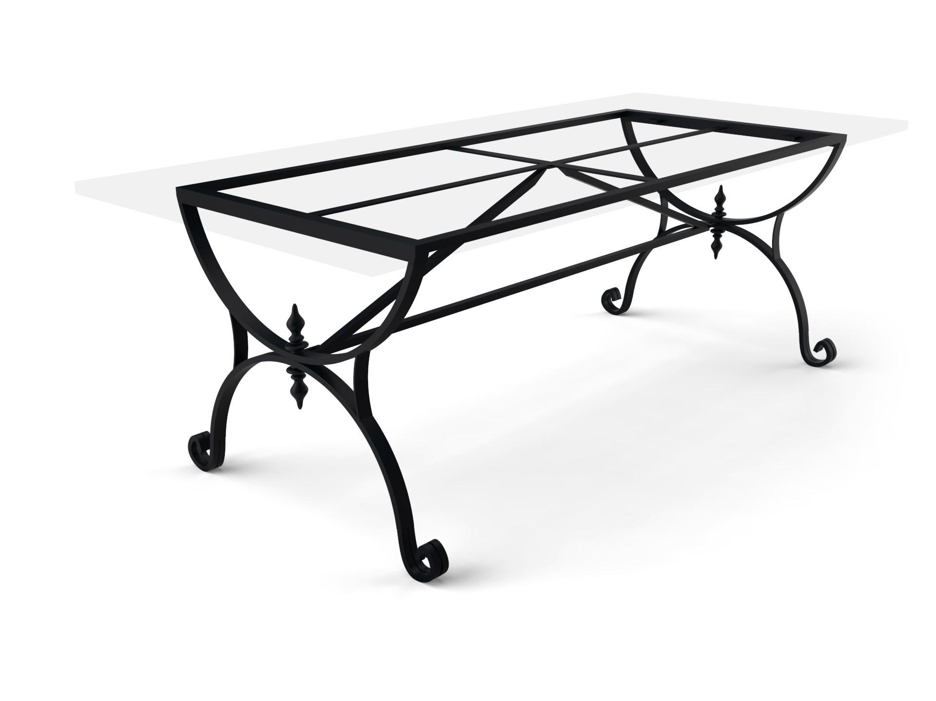 Tischgestell Versailles